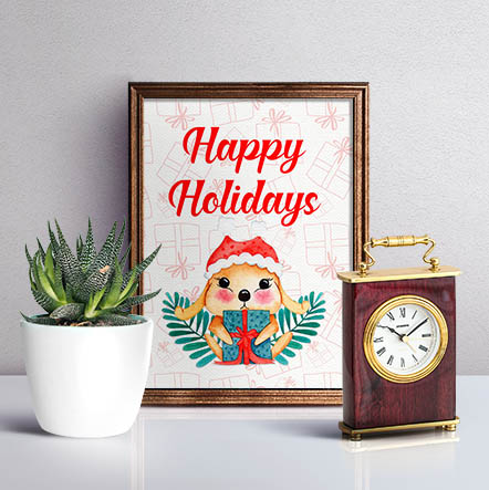 Holiday Printable wall art free